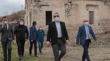 Kayaşehir Turizmin gözdesi olacak