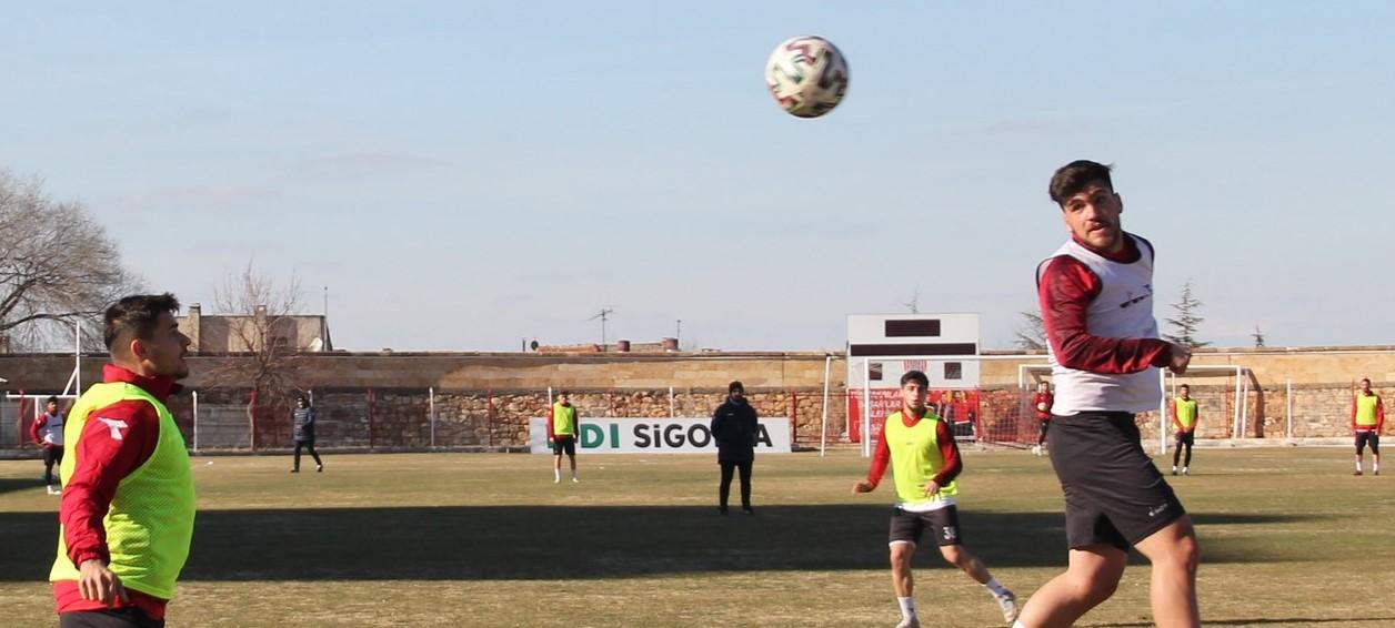 Diyarbekirspor AŞ maçı hazırlıkları devam ediyor
