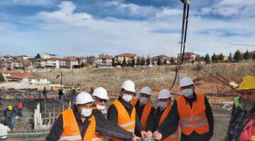 Kozaklı'ya 170 TOKİ konutu kazandırılıyor
