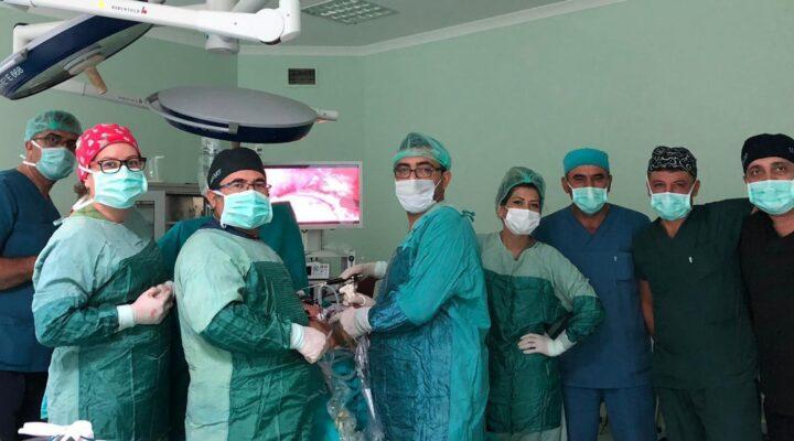 Nevşehir'de İlk Kez Kapalı Tüp Mide Ameliyatı yapıldı