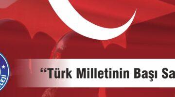 Türk Milletinin Başısağolsun