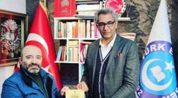 TÜRKAV'dan Türk Eğitim Sen'e ziyaret