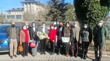 Altınsoy turizm istişare toplantısına katıldı
