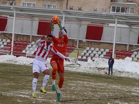 Nevşehir Belediyespor: 1 Ofspor: 2