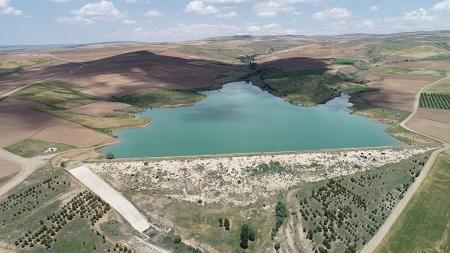 DSİ son 18 yılda Nevşehir'de 3 baraj 2 gölet yaptı