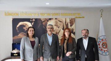 Altıok'a İstanbul Atlas Yardımlaşma Derneğinden ziyaret