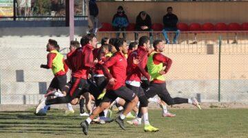 Antalya Kemerspor maçı öncesi son antrenman