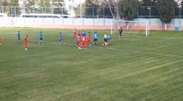 Nevşehir Belediyespor 90. dakikada yıkıldı