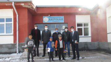 Kozaklı Kaymakamı 3 köyde incelemelerde bulundu