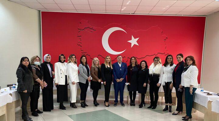 Kadın Girişimciler Kurulu İç Anadolu Bölge toplantısı yapıldı