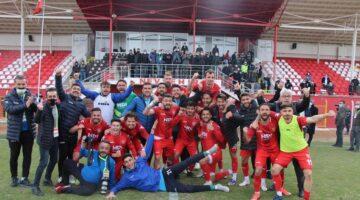 Nevşehir Belediyespor son dakika golüyle güldü