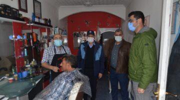 Başkan Çiftçi, 'Gülşehir'e Mavi yakışır'