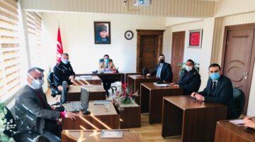 Gülşehir'de kadına yönelik şiddet toplantısı yapıldı