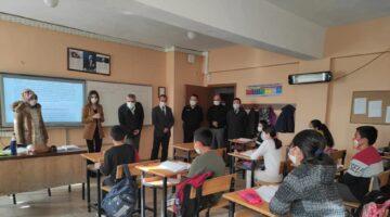 Kurtoğlu Karaburna Ortaokulundaydı
