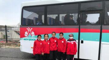 Sporcularımız Türkiye Şampiyonluğu'na koşuyor