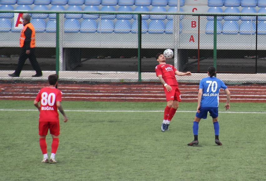 Malatya Yeşilyurt Belediyespor 2 Nevşehir Belediyespor 3