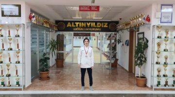 Altınyıldızlı Tırmanışçıdan yine Türkiye Derecesi