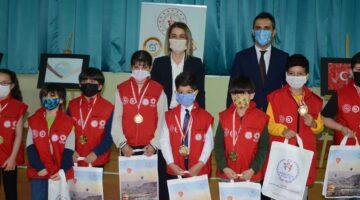 """""""Bir İyilik Yap Nevşehir"""" isimli projesinin kapanış programı"""