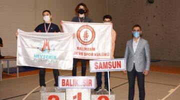 Mustafa Sacit Sümer Türkiye 2'.Si oldu