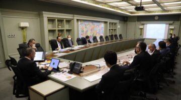 AK Parti heyeti Nevşehir istişare değerlendirme toplantısına katıldı