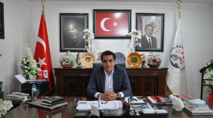 Gülşehir belediyesi tam kapanma sürecinde de esnafın ve halkın hizmetinde
