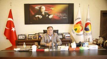 Başkan Parmaksız'dan 23 Nisan Kutlama mesajı