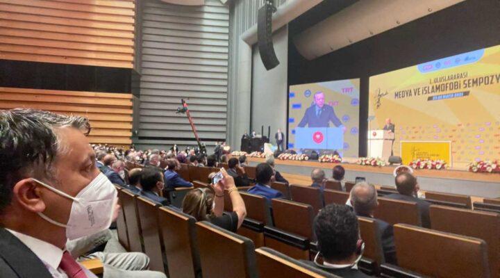 Ankara'da Medya ve İslamofobi gündemi