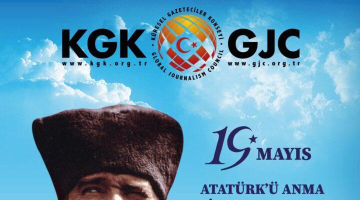 KGK 19 Mayıs 1919 destansı yeniden diriliştir
