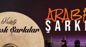 Nevşehir Belediyesi Müzik Topluluğu'ndan Arabesk Konseri