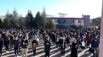 Özel Altınyıldız Koleji'nde Veli toplantısı düzenlendi