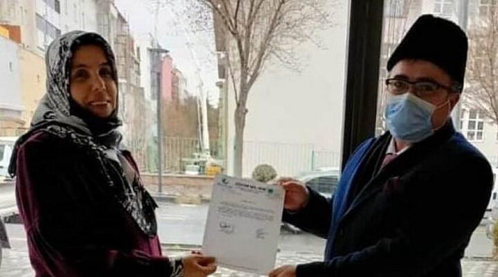 Eğitim Mil Sen Şube Başkanlığına Neslihan Ülkü Gül atandı