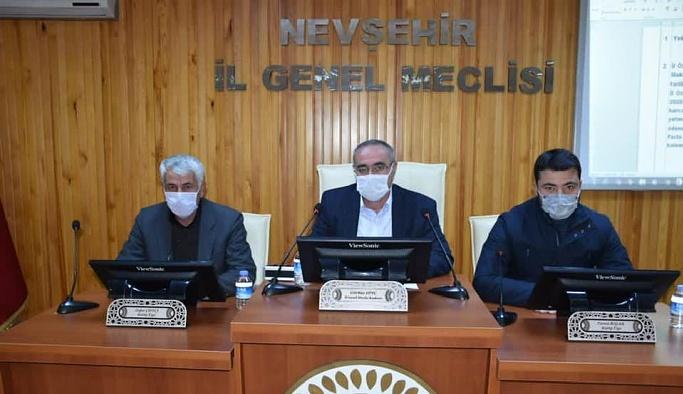 İl genel meclisinin Mayıs ayı toplantıları başladı