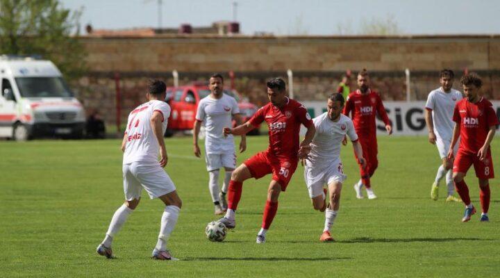 Nevşehir Belediyespor, 3.Lige devam dedi