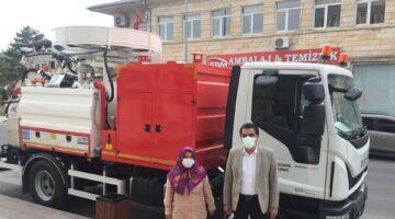 Gülşehir Belediyesi araç filosunu genişletmeyi sürdürüyor