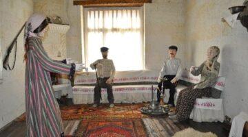 Kapadokya'nın yerel gelenekleri bu müzede yaşatılıyor