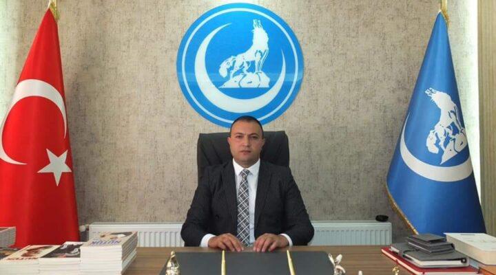 Ülkü Ocaklar Başkanı Türker, 3 Mayıs Türkçülük günü mesajı yayımladı