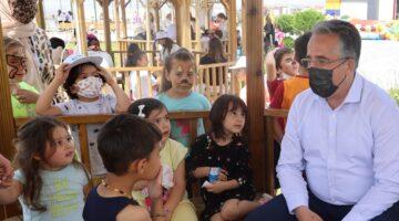 Başkan Savran'dan okullara ziyaret