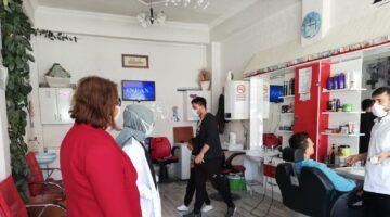 Kozaklı'da salgın denetimleri sürüyor