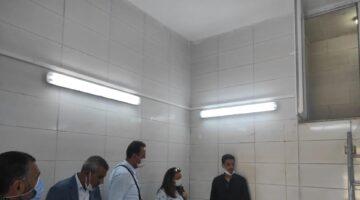 Hacıbektaş'a su depolama tesisi