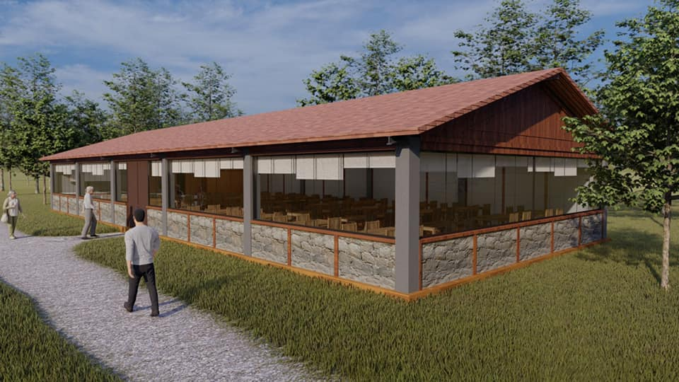 Çilehane'de kapalı salon yapılıyor
