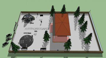 Kozaklı Astronomi kütüphanesi projesi kabul edildi