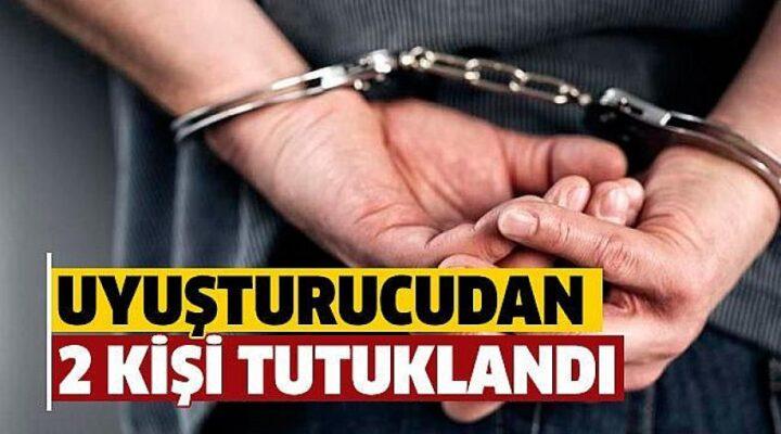 Nevşehir'de uyuşturucudan 2 şüpheli tutuklandı