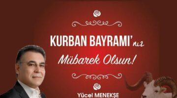 Menekşe'den Kurban Bayramı mesajı