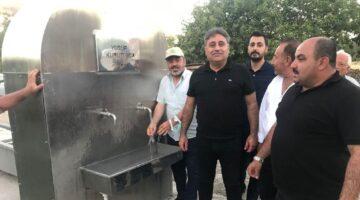 Ağıllı ve Kozluca'da vatandaşı dinlediler