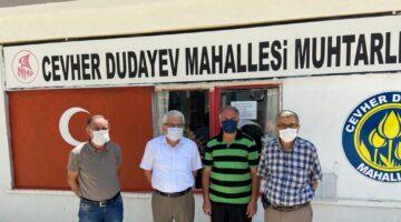 CHP'nin muhtarlık ziyaretleri sürüyor