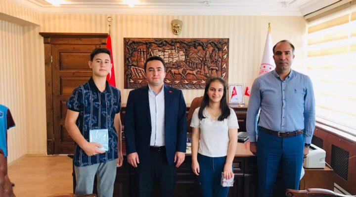 Gülşehir'de LGS başarıları ödüllendirildi