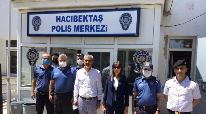 Kaymakam Kurtoğlu'ndan bayram ziyaretleri