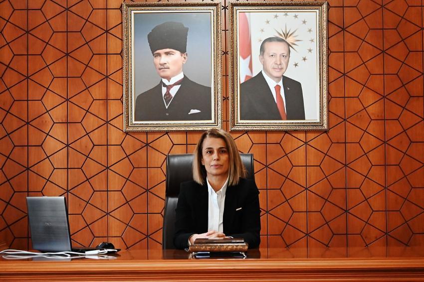 Nevşehir Valisi Becel, Kurban Bayramı'nı kutladı