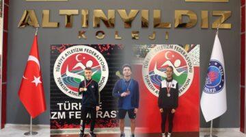 Altınyıldız Atletler Türkiye Şampiyonu