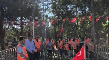 Gülşehir AK Gençlik Niğde'de idi